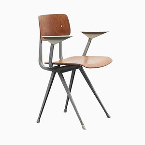 Vintage Result Chair by Friso Kramer for Ahrend De Cirkel