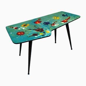 Table Basse Vintage par Paolo de Poli, Italie, 1950s