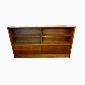 Teak Bookcase by Herbert Gibbs, 1950s