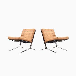 Vintage Joker Chairs by Olivier Mourgue for Airborne, Set of 2