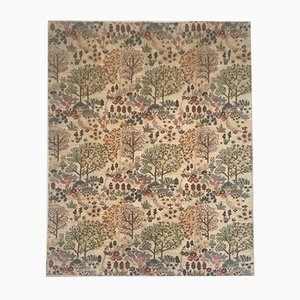 Vintage Naif Carpet