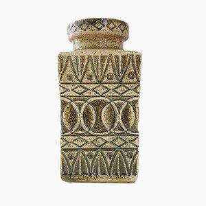 Vaso vintage in ceramica di Bay, anni '70