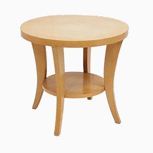 Tavolino in quercia, anni '40