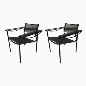 Spaghetti 109 Armchairs by Giandomenico Belotti for Alias, 1980s, Set of 2