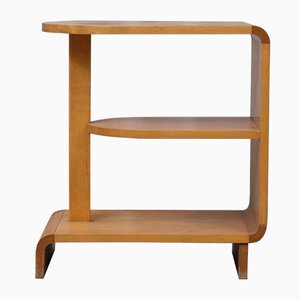Finnish Model Apu 604 Side Table by Maija Heikinheimo for Asko, 1930s