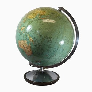 Mid-Century German Globe Lamp from Columbus Duo, 1960s