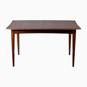 Mid-Century Extending Afromosia Dining Table by Richard Hornby for Heal's