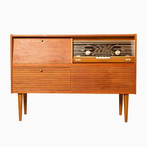 Meuble Stereo F5X40A de Philips, 1960s