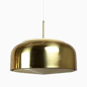 Lámpara de suspensión Knubbling de Anders Pehrson para Ateljé Lyktan, años 70