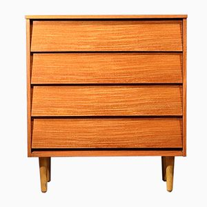 Mid-Century Chest of Beehive Drawers