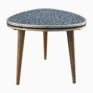 Small Mid-Century Tripod Table