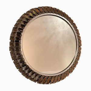 Mirror with Bakalowits Crystals from Palwa, 1960s