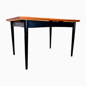Scandinavian Teak Dining Table, 1960s