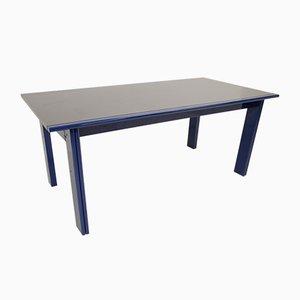 Tavolo minimalista, anni '80