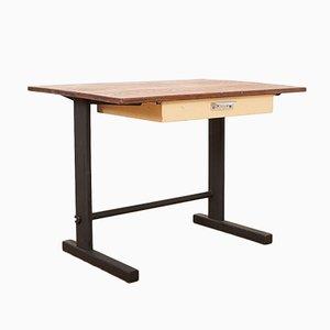 Cité Tropique Nr. 501 Table by Jean Prouvé for Atelier Jean Prouvé, 1951