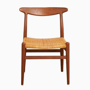 W2 Stuhl von Hans Wegner für C.M. Madsen, 1953