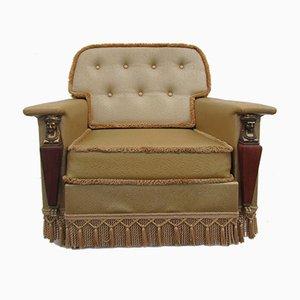 Vintage Sessel im Empire Stil, 1960er