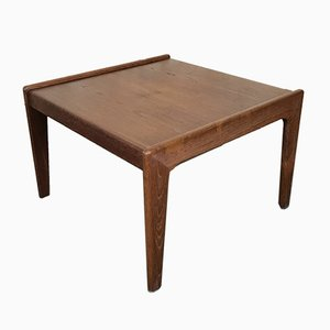 Vintage Danish Teak Coffee Table by Arne Wahl Iversen for Komfort