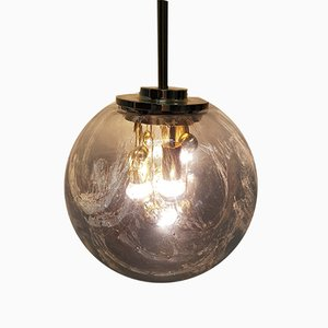 Grande Lampe à Suspension Boule de Doria Leuchten, 1960s