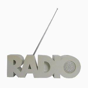 Radio VMR-42 vintage di ISIS, anni '70