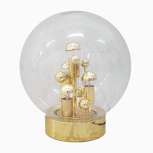 Kugelförmige Steh- oder Tischlampe von Doria Leuchten, 1970er