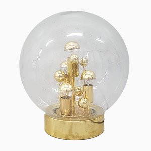 Spherical Floor or Table Lamp from Doria Leuchten, 1970s