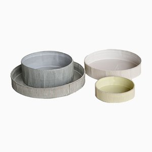 Plats Mille par Betty Montarou, Set de 4