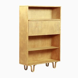 Model BB04 Birch Secretary by Cees Braakman for Pastoe, 1950s