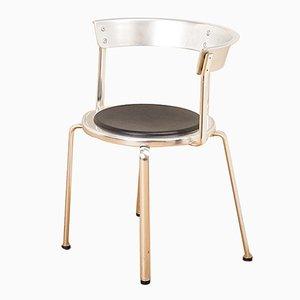 Alu 4 Chair by Kurt Thut for Seleform, 1987
