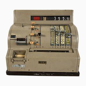 Caja registradora vintage de National NCR, años 70