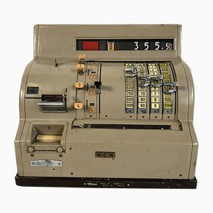 Vintage Cash Register from National NCR, 1970s