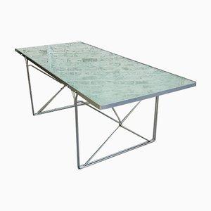 Tavolo da pranzo Moment di Niels Gammelgaard per IKEA, anni '80