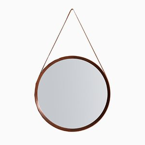 Mirror from Glas & Trä Hovmantorp, 1950s