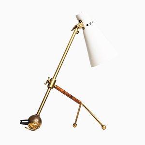 Lámpara de mesa de Tapio Wirkkala para Idman, años 50