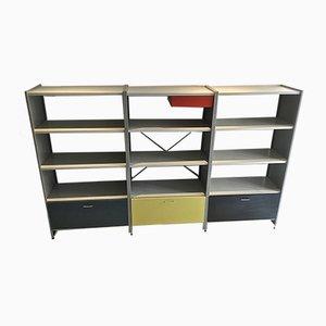 Mueble de colores de André Cordemeyer para Gispen, años 60