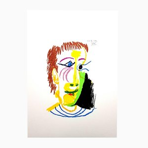 Le Goût de Bonheur von Pablo Picasso, 1970
