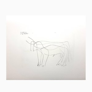 Le Goût de Bonheur par Pablo Picasso, 1970