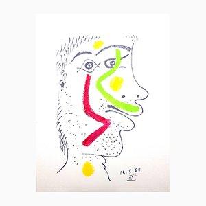 Le Gôut du Bonheur by Pablo Picasso, 1970s