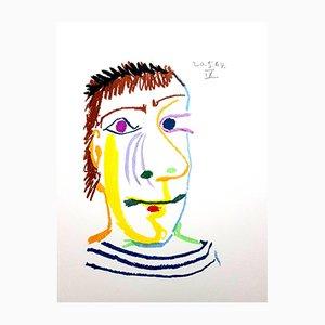 Litografía Le Goût de Bonheur de Pablo Picasso, 1970