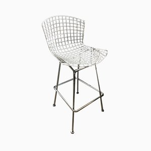 Tabouret de Bar par Harry Bertoia pour Knoll International, 1988