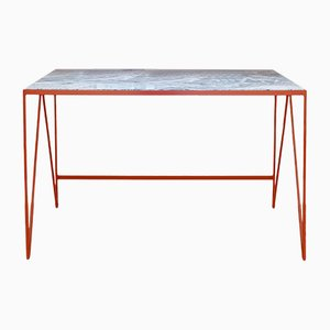Study Desk with Granite Top by &New