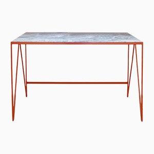 Study Schreibtisch mit Granitauflage von &New