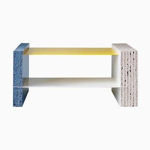 Table Basse Marfa en Plastique Recyclé par & New