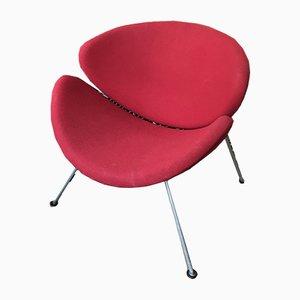 Vintage Sessel in Orangenschalen-Optik von Pierre Paulin für Artifort, 1990er