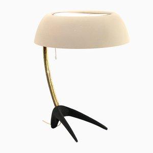 Lámpara de mesa de Louis Kalff para Philips, años 50