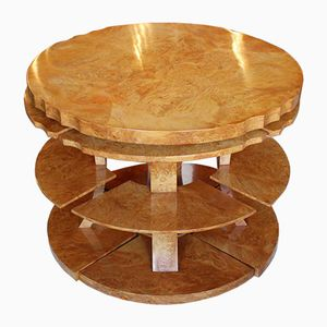 Vintage Art Deco Nest of Tables by Harry & Lou Epstein