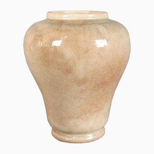 Vaso vintage in ceramica di Majolika Rüppurr