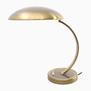 Mid-Century Brass Table Lamp from Kaiser Leuchten, 1950s