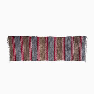 Schwedischer handgefertigter Teppich, 1950er