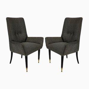 Chaises d'Appoint Vintage, Italie, Set de 2